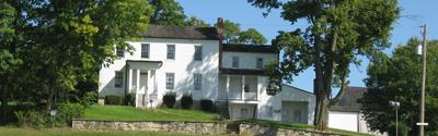 Hertzler House, George Rogers Clark Park